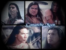 Comanche Moon by ApocaWarCry