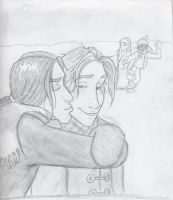 Schnoogly Sirius and Remus by Tephers