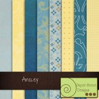 Ansley- paper street designs by paperstreetdesigns