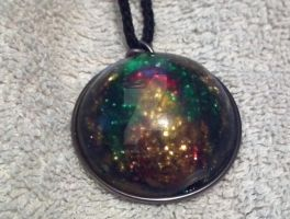 Lost Crew Pendant with Glitter by HeidiAngell