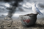 War and peace by PAulie-SVK