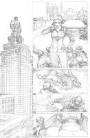 Prince of Power 2 1 pencils by ReillyBrown