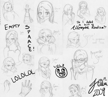 Sketchdump - Italy by IrisAngel131
