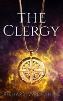 The Clergy Book Cover by truenotdreams