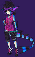 Casual Ray Ref by NotDamien
