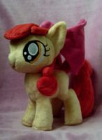 Apple Bloom Plush by Stitchkitti