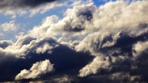 Cloudy Day by opfinger