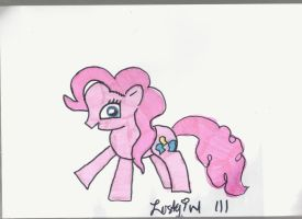 Pinkypie by lostgirl111