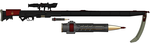Kane Industries Crow Longrifle by Zeneth-Arc-Nightroad