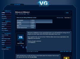 VGMasters Game Forum by OoTLink