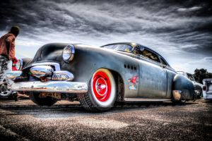 Lead Sled Bomber by BlackHatGraphics