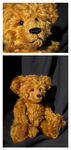Classic Mohair Teddy Bear by The-Toy-Chest