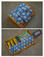 Privacy pouch by EvelineVdp
