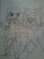 PG: Adventure Time by garucca415