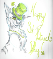 Happy St.Patty's Day 2012 by Nicay
