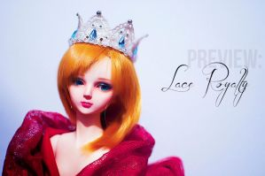Preview: Lace Royalty by MorningMiracle