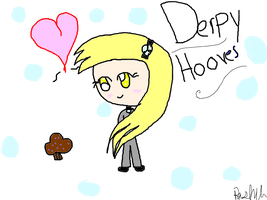 Derpy Hooves as a Human by Tom-and-Rashu