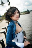 Elizabeth Cosplay - Bioshock Infinite by ReneeRouge