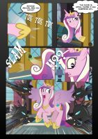 Classic Cadance p1 by radiantrealm