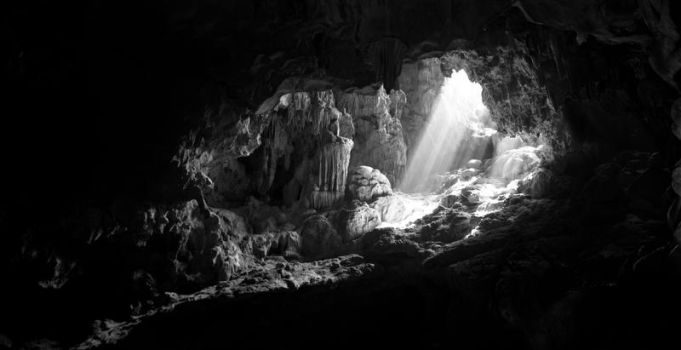 Light from above by CraftedPhotography