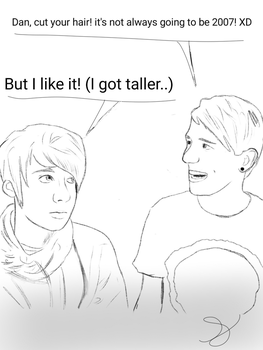Young and current Danisnotonfire by Rainbowpertyhat