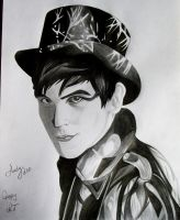 Crown The Empire - Andy Leo by dragonsnap24