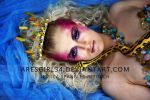 Queen:Editorial Style Retouch by aresgirl34
