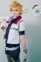 Roxas ~ Hum...a nobody you say? by Red-Kyu