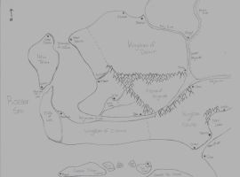 Map of Zianna by Capitaine-Jaf