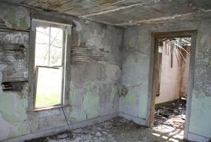 Holton Abandoned House 3 by Falln-Stock