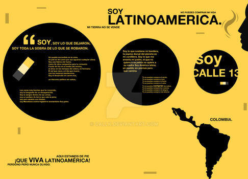 Latinoamerica by CALLK