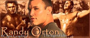 Randy Orton by Clyner