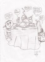 TBLT-An Appliance Thanksgiving by NiftyNautilus