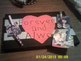 Forever and Always by TheCraftsWoman