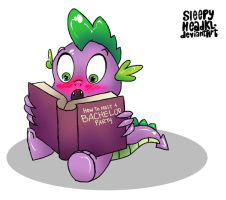 Spike Hosts the Party, Clean Version by SleepyHeadKL