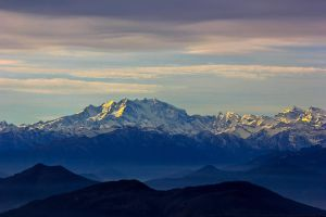 Monte Rosa Italy by Dreu1981