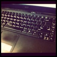 My Keyboard by chelsmith18