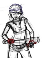 Scout Rough by leighanief
