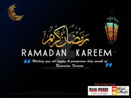 Ramadan Kareem Greeting - 5 by MadreMedia