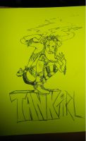 Tank girl by Starleaf-Creations
