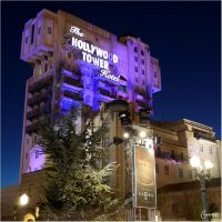 Hollywood Tower Hotel by Cassiopeeh