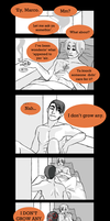 Manscaping - pg 1 by PidgeonToe