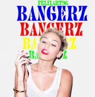 Bangerz Cover 3 by fillesu96