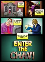Enter the chav Page 1 by trickydeuce