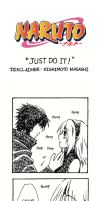 Naruto Doujinshi - Just Do It! by SmartChocoBear