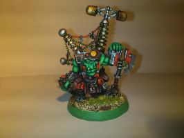 Ork Big mek by sofus111