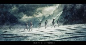 March of Attrition by MalteBlom