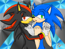 Sonadow v2 by FoxyPheonix