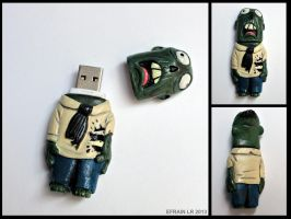 Zombie USB by EfraLR