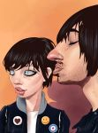 Crystal castles by QuilesART